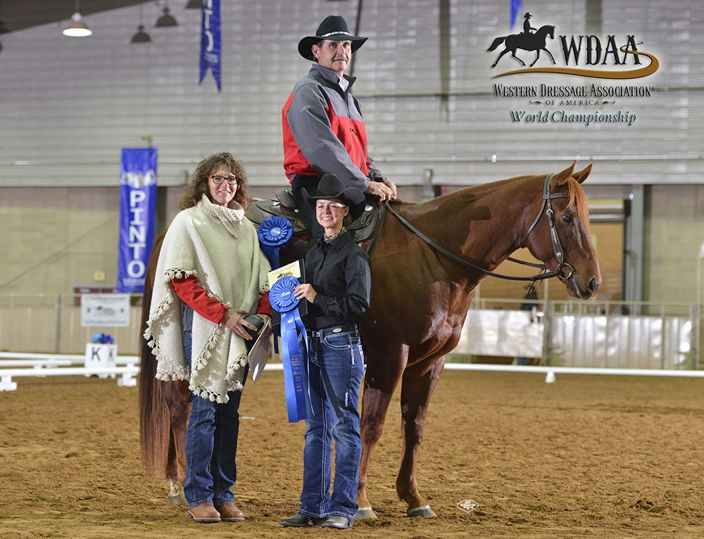 Western Dressage World Championship